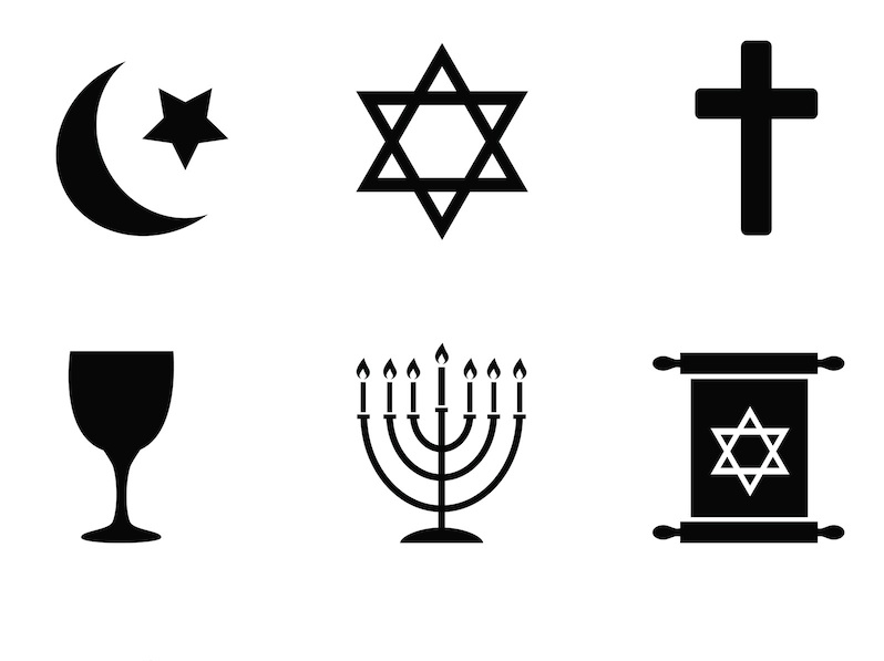 Company Rules Can Ban The Wearing Of Religious Symbols On Company